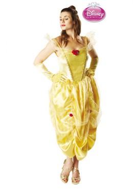 Disfraz DISNEY de La Bella para mujer