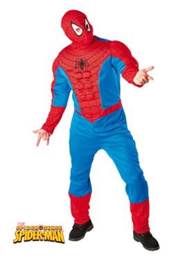 Disfraz de Spiderman Musculoso para adultos
