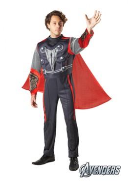 Disfraz de Thor Musculoso de los Vengadores para adultos