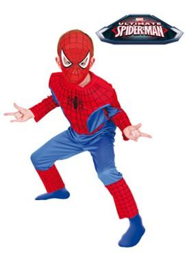 Disfraz de Spiderman Musculoso de niños