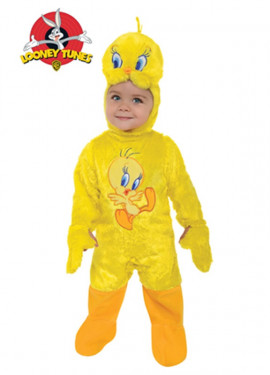 Disfraz de Piolín para niños de 1 a 2 años