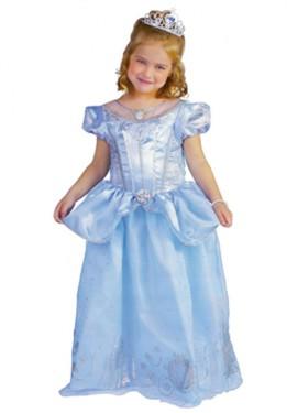 Disfraz para niñas de Cenicienta Aniversario de 3 a 4 años
