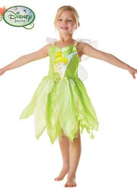 Disfraz de Campanilla Classic para niñas