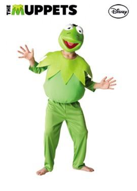 Déguisement Grenouille Muppets Show pour enfants plusieurs tailles