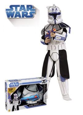 Déguisement Clone Rex Trooper pour enfants plusieurs tailles