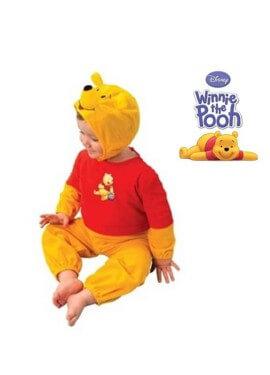 Disfraz de Winnie the Pooh CLASSIC bebé 2-3 años