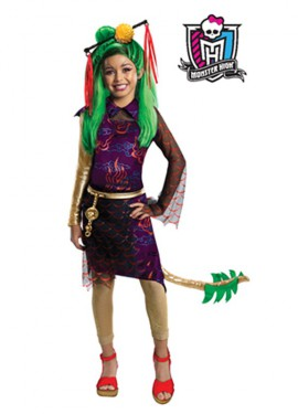 Disfraz de Jinafire de las MONSTER HIGH