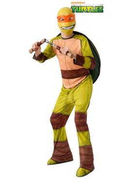 Disfraz Michelangelo de las Tortugas Ninja 11-13 años niño