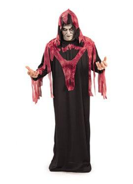 Disfraz Fantasma del Infierno hombre paraHalloween