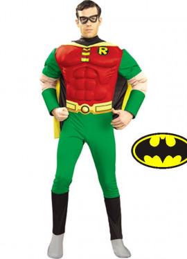Disfraz de Robin de Batman para Hombre