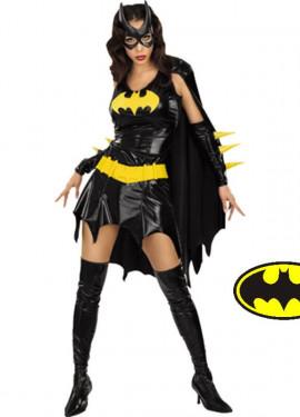 Disfraz BatGirl mujer