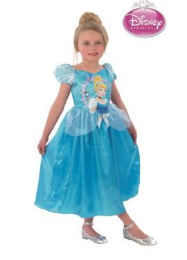 Disfraz de Cenicienta para Niña