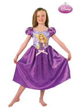 Déguisement Princesse Raiponce Classique enfants plusieurs tailles