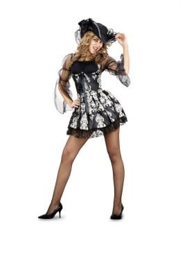 Disfraz de Lady Pirata Sexy para mujer