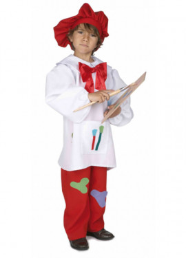 Disfraz de Pintor para niños