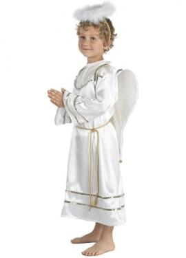 Disfraz de Angelito para niños
