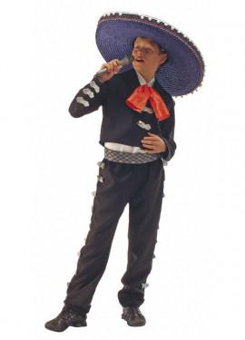 Disfraz de Mejicano o Mariachi para niños