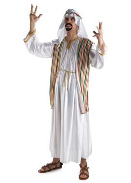 FR-Disfraz de Jeque Árabe para hombre-FR