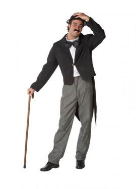 Disfraz de Charlot para hombre