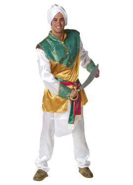 Déguisement de Sultan pour homme taille Std.