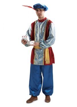 Déguisement Sultan ou Serveur Oriental de Gaspard Extra adulte