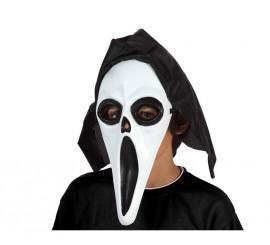 Masque de Scream de 20 cm pour Halloween
