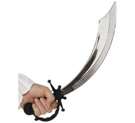 Espada Pirata de 50 cm
