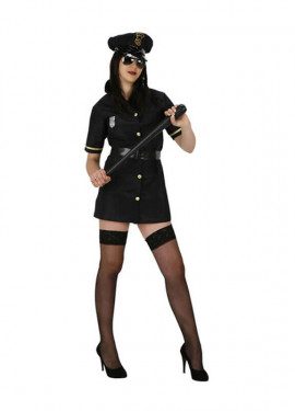 Disfraz barato Policia Sexy para mujer