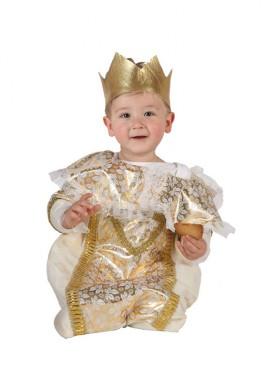 Disfraz de Rey Mago Bebe de 1 a 6 meses