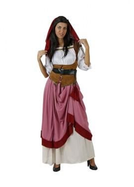 Disfraz Moza Criada o Mesonera para mujer