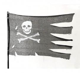Bandera Pirata de 76x 125 cm