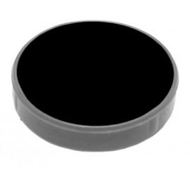 Maquillaje al agua color negro 25 ml.