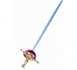 Espada Florete Mosquetero 60 cm.
