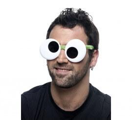 Gafas con Ojos que Giran