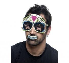 Gafas con Dentadura Día de los Muertos