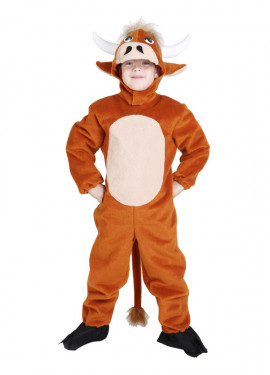 Disfraz de Buey para niños