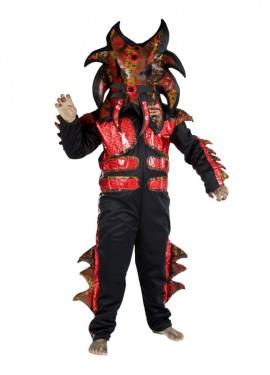 Disfraz de Alien Tigre (Varias tallas) Carnaval