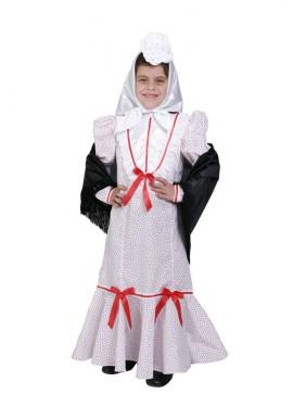 Disfraz de Madrileña para niña