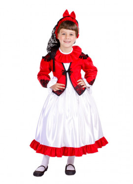 Disfraz de Goyesca para niña