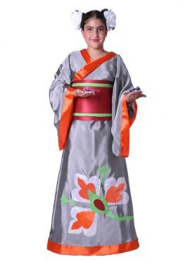 Déguisement de Geisha pour enfants (plusieurs tailles)