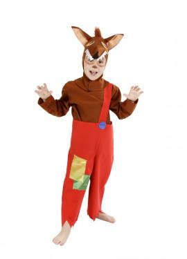 Disfraz de Lobo para niños