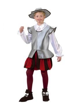 Déguisement de Don Quichotte pour enfants (plusieurs tailles)
