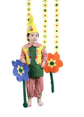 Disfraz de Elfo o Duende para niño