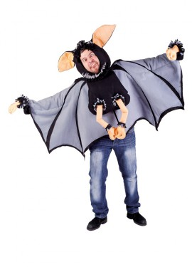Disfraz de Murciélago para adultos