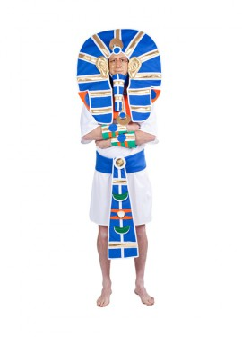 Disfraz de Tut-Ke-Mammon