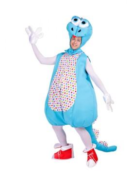 Disfraz de Dino para hombre - MADE IN SPAIN