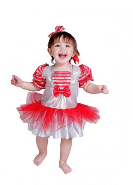 Disfraz de Cabaretera 18 meses bebé