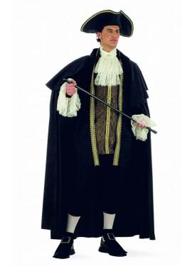 Disfraz de Veneciano Época Extralujo para hombre