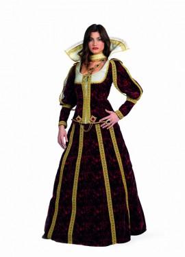 Disfraz de Lucrecia Superluxe para mujer