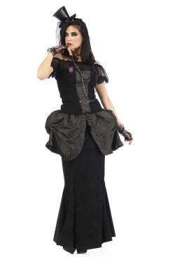 Déguisement de Dame Gothique Eleida femme. Plusieurs tailles